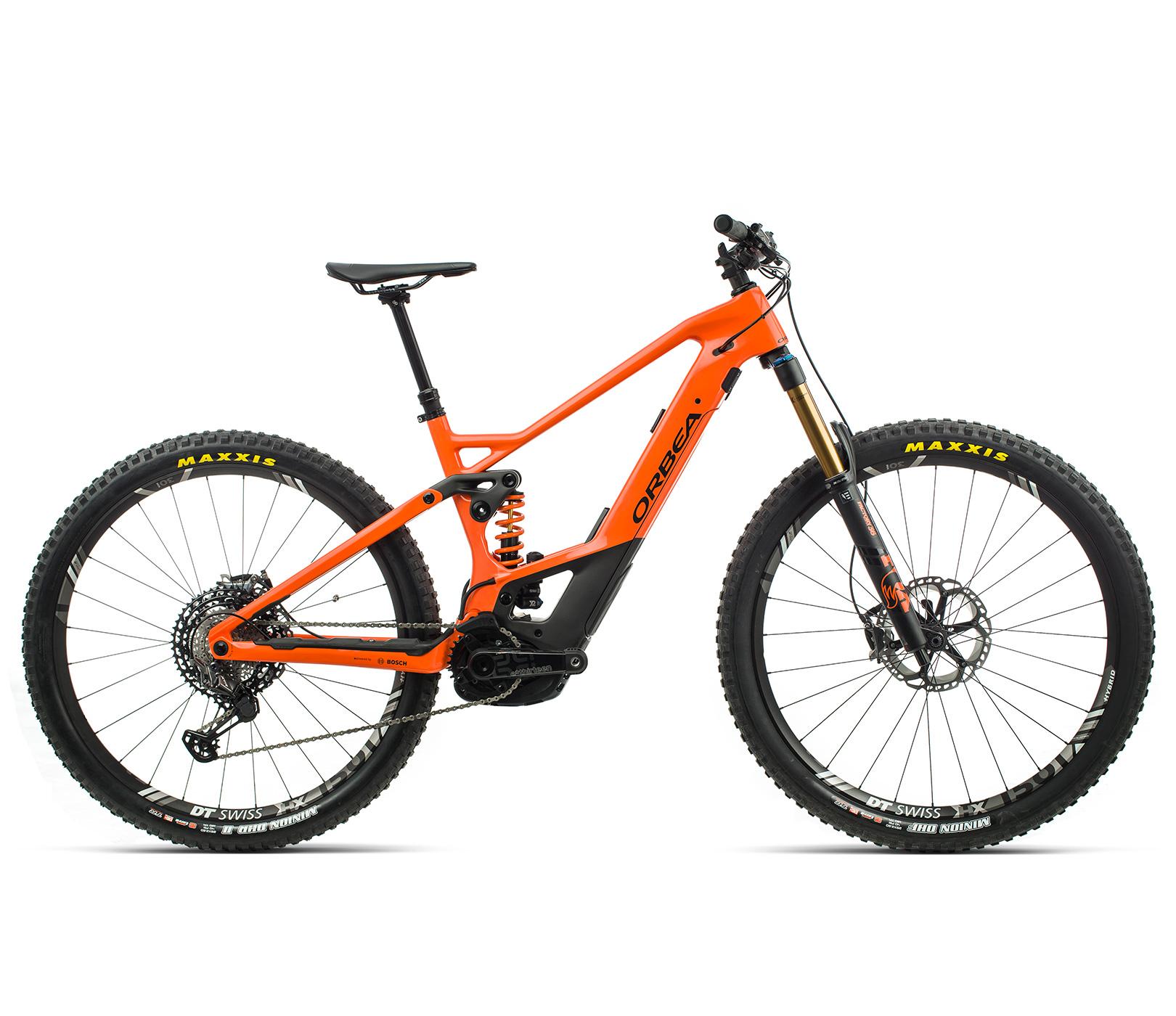 WILD FS M-LTD orange